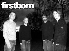 "FIRSTBORN ""The Face In The Frame"" EP"