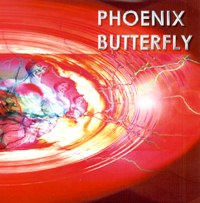 PHOENIX BUTTERFLY '3 Ways To Leave' EP