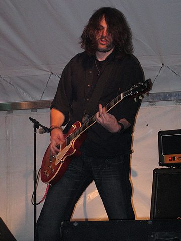 Carl Gethin of Voodoo Johnson